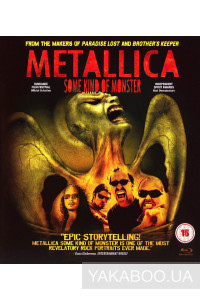 Фото - Metallica: Some Kind Of Monster (BD+DVD) (Import)