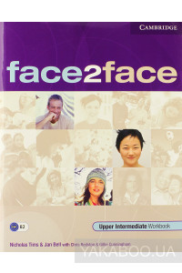 Фото - face2face Upper Intermediate Workbook with Key