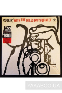 Фото - The Miles Davis Quintet: Cookin' With The Miles Davis Quintet (Vinyl, LP) (Import)