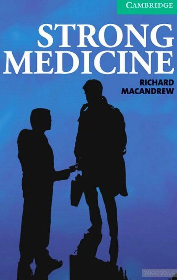 Strong medicine level 3 lower intermediate book with audio cds