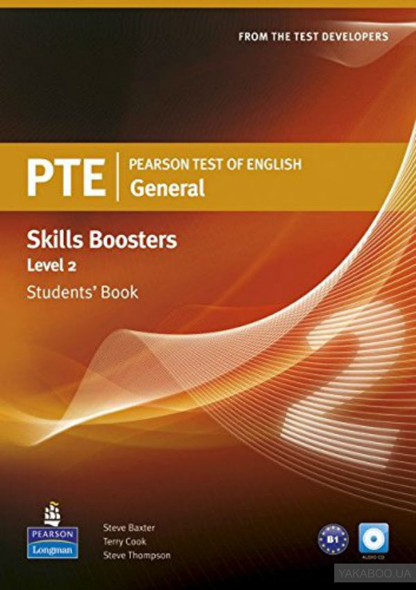Pearson test of english (pte) general skills booster
