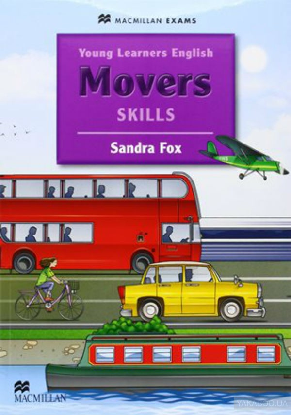 Young learners english skills movers pupil's