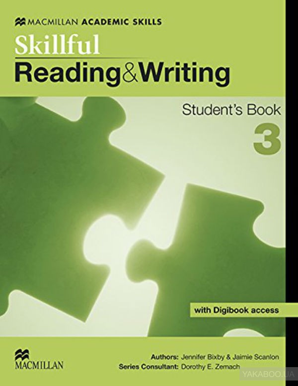 Skillful upper intermediate. level 3. reading and writing student's book & digibook