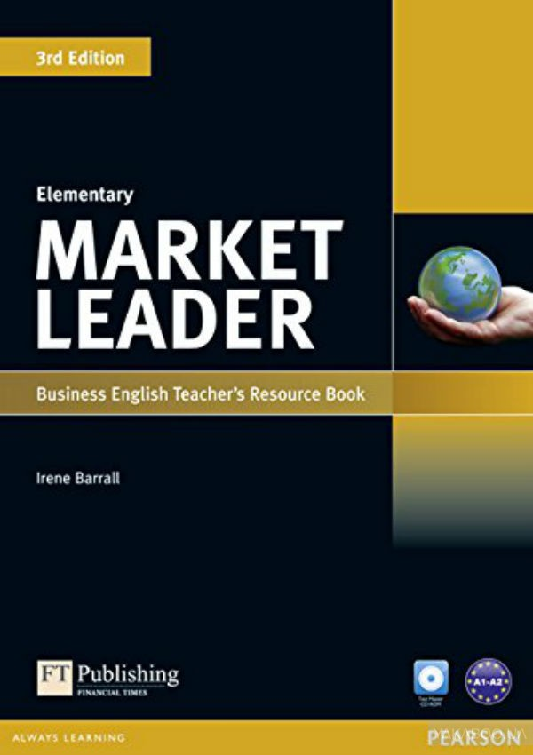 Market leader (3rd edition) intermediate coursebook with dvd-rom and mylab access code
