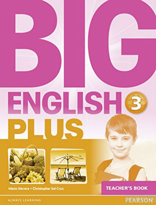 Big english plus 3