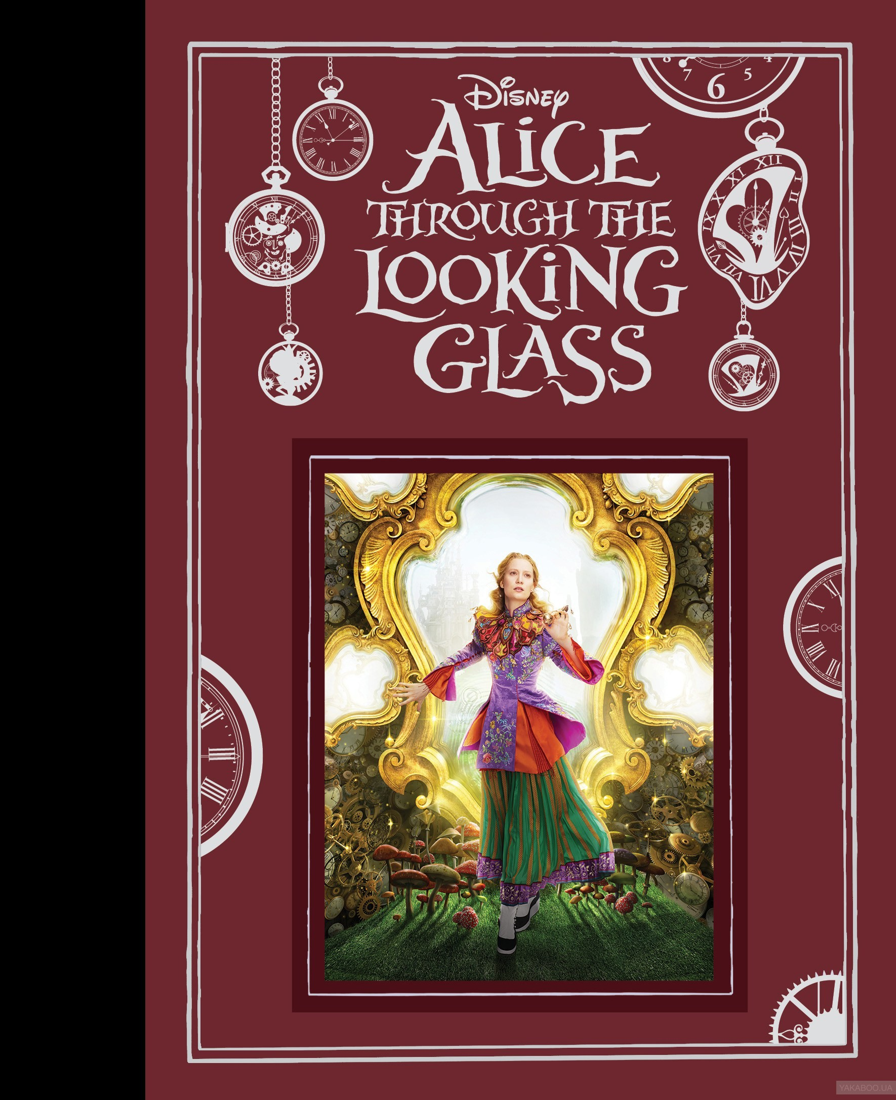 alice through the looking glass essay In alice through the looking glass, which is seemingly based on carroll's book in name only, alice (mia wasikowska) has just returned from her voyage at sea, which started at the end of the last.