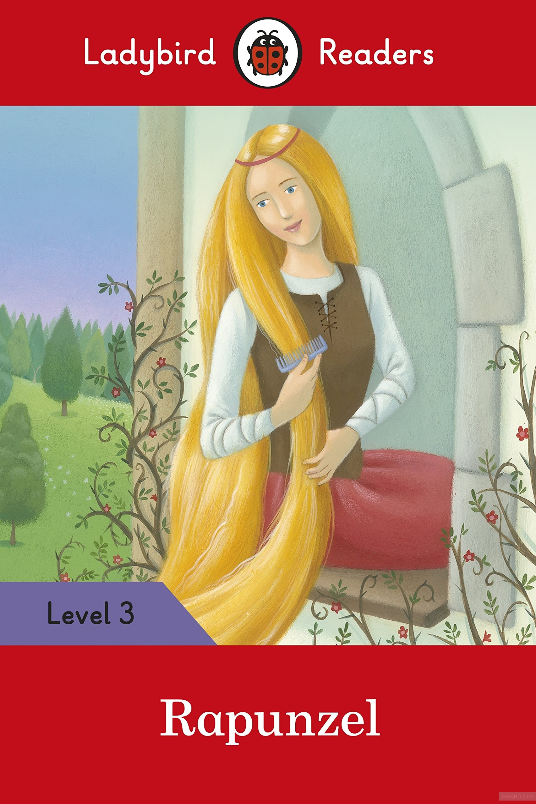 Ladybird Readers. Level 3. Rapunzel