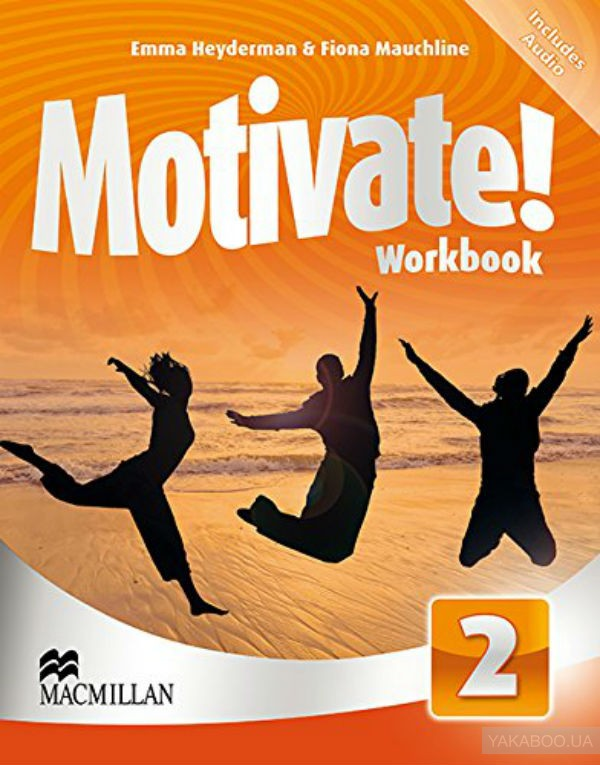Motivate! level 2: workbook (+ 2 cd)