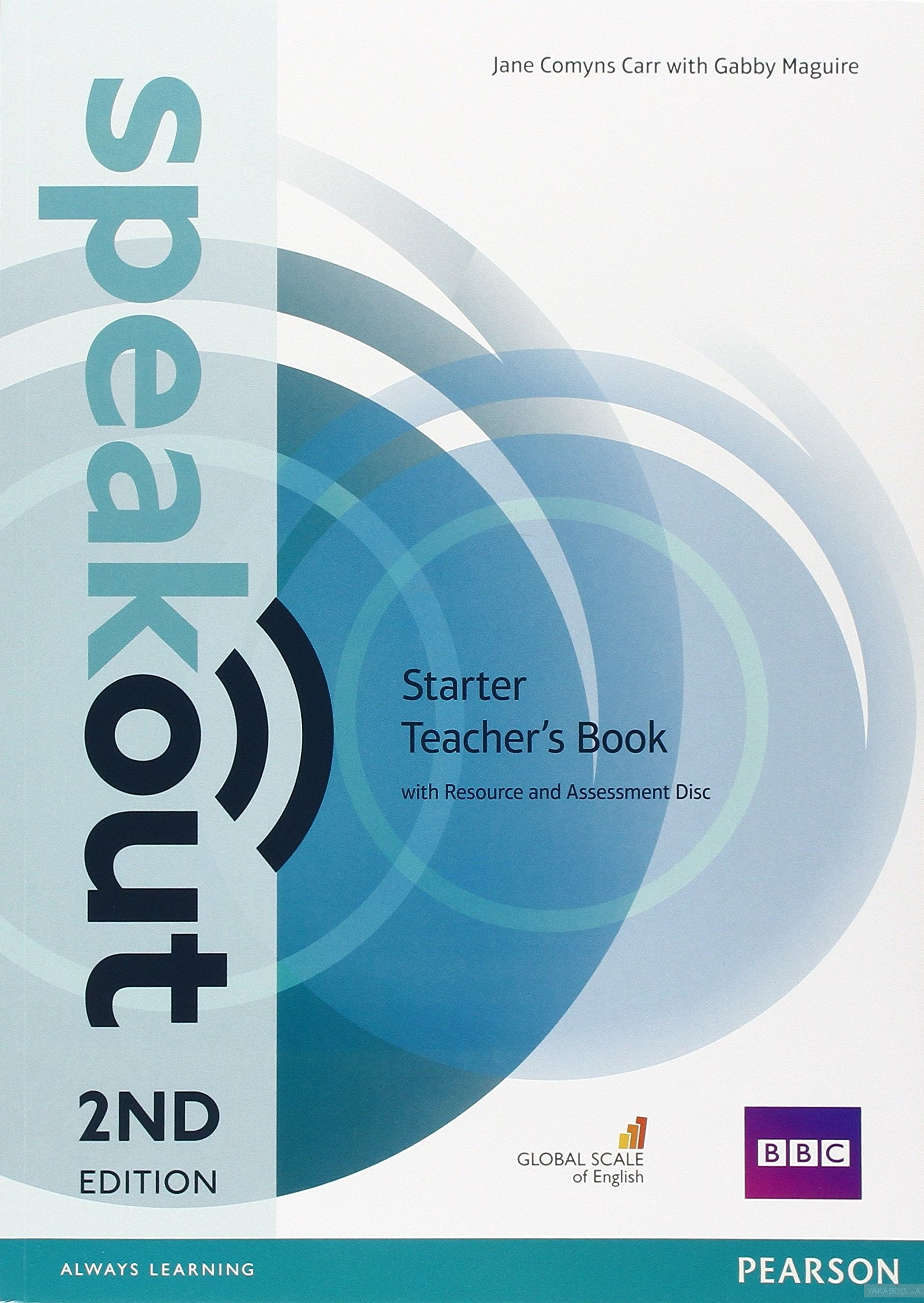 Speakout 2nd edition starter teacher's guide with resource & assessment disc