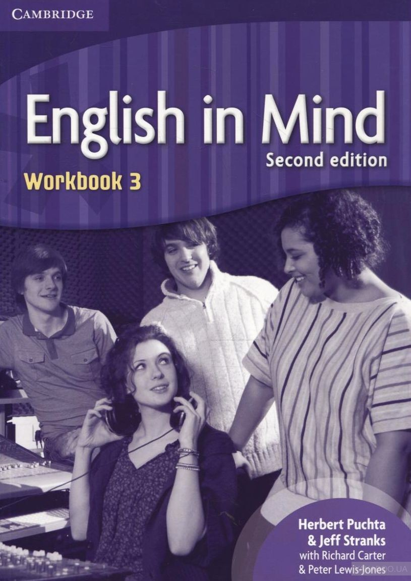 English in mind. workbook 3. 2nd edition