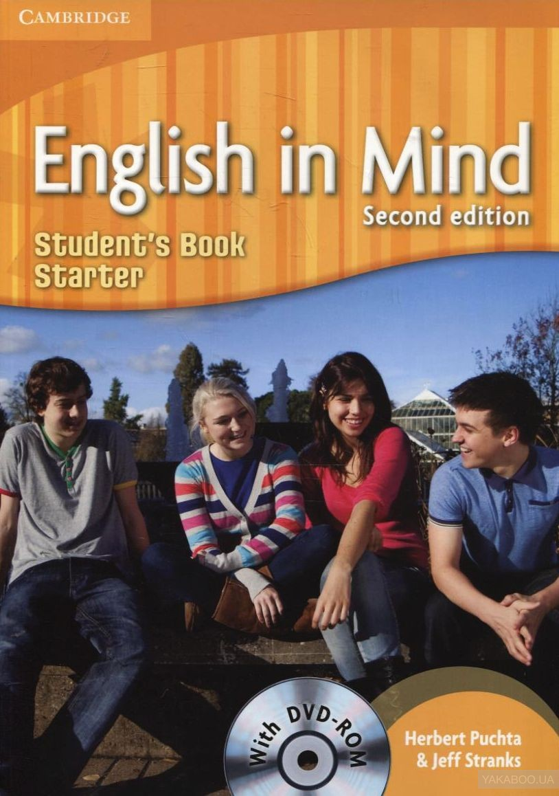 English in mind. stater