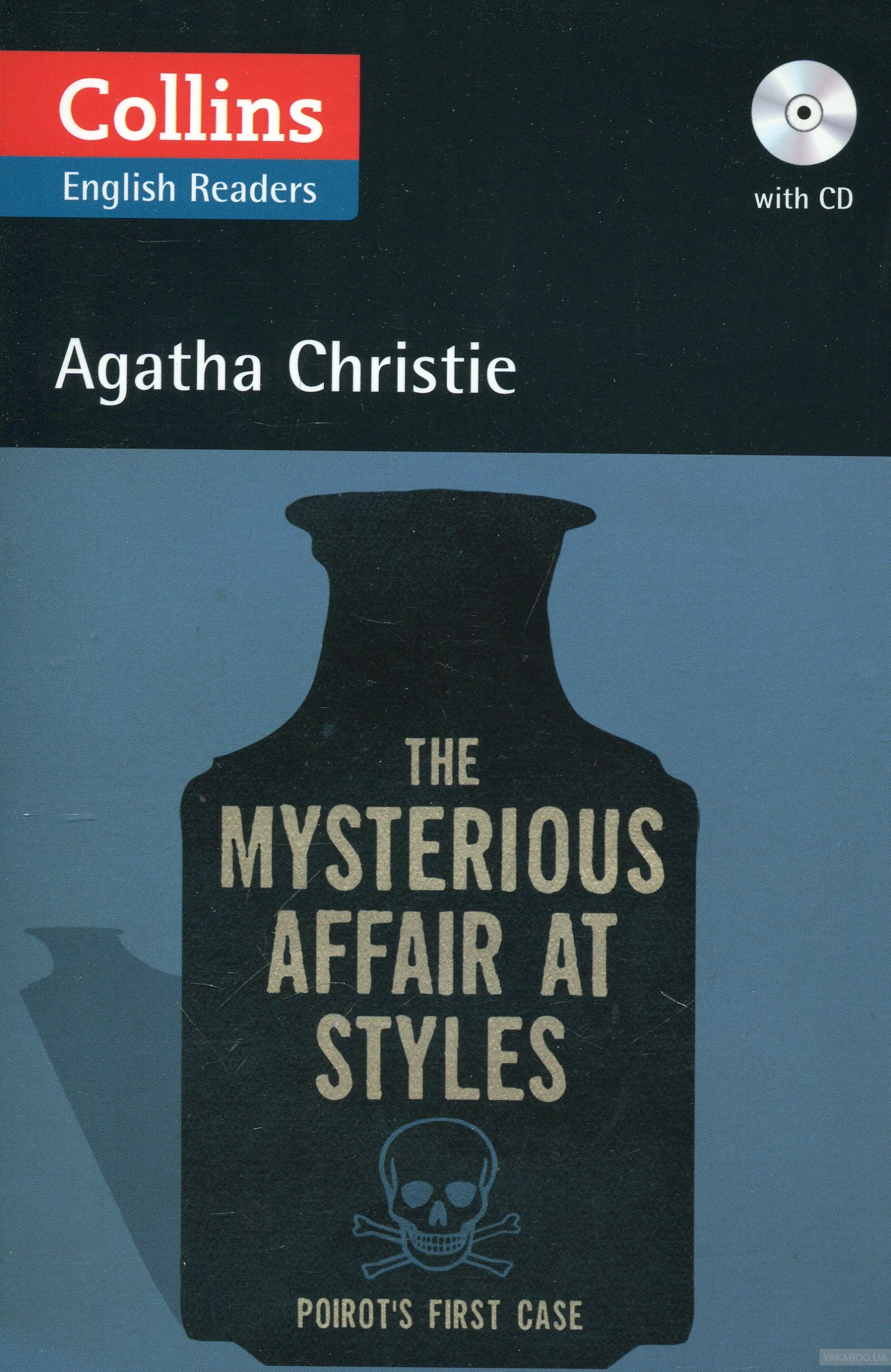 The Mysterious Affair at Styles (+ CD)