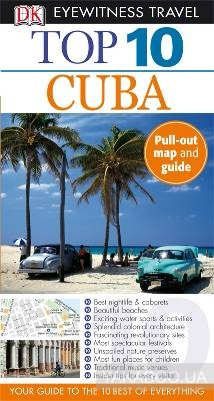Eyewitness top 10 travel guide: cuba