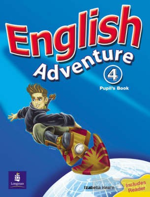 English adventure. level 4. pupil's book