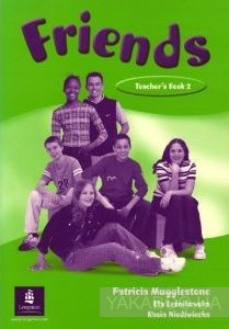 Friends 2. Teacher&# 039;s Book