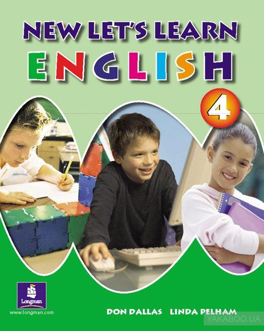 New Let&# 039;s Learn English 4. Pupils&# 039; Book