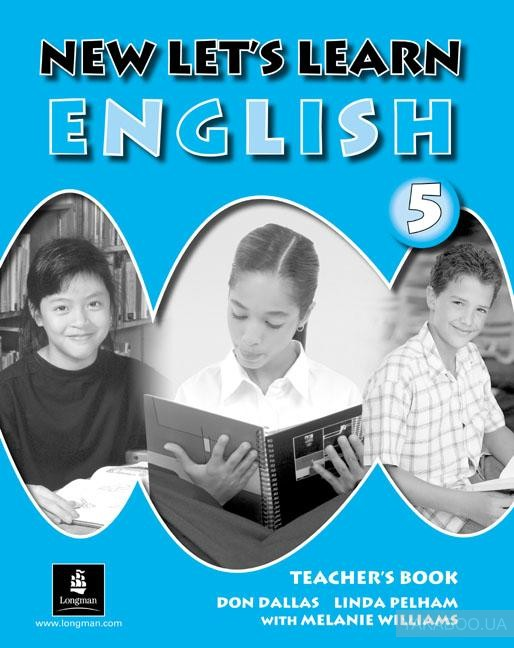 New let's learn english 5. teacher's book