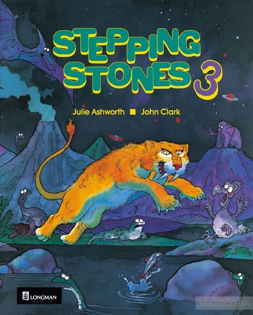 Stepping Stones 3. Course Book