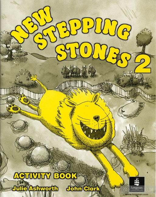New Stepping Stones 2. Activity Book