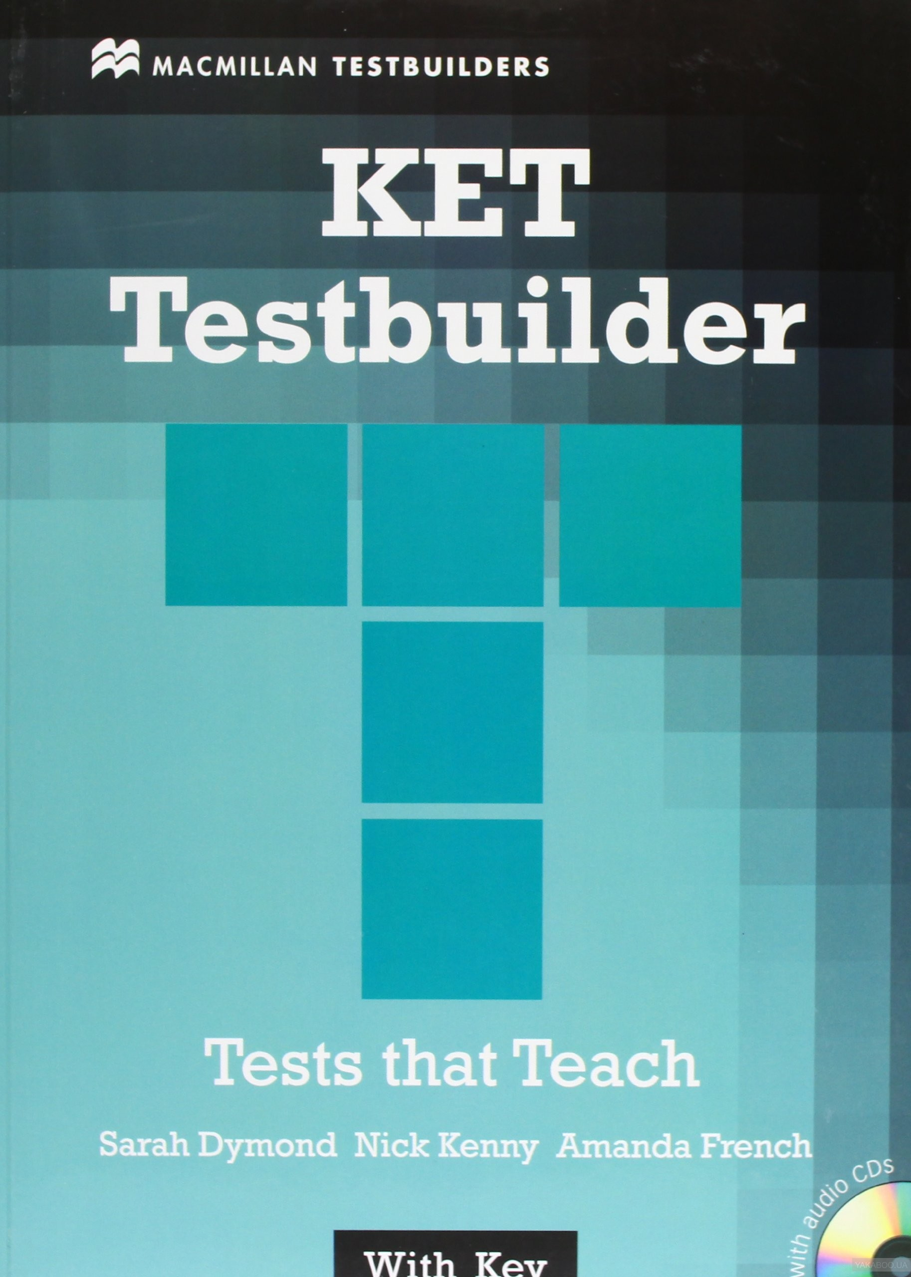 Testbuilder KET with Key and Audio (+ CD-ROM)