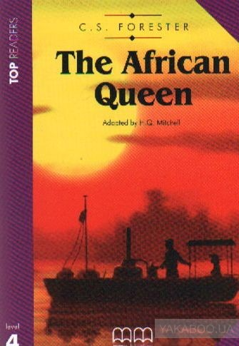 The african queen. book with cd. level 4