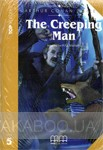The creeping man. book with cd.