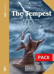 Купить The Tempest. Teacher's Book Pack. Level 5, MM Publications, Уильям Шекспир, 9789604434831