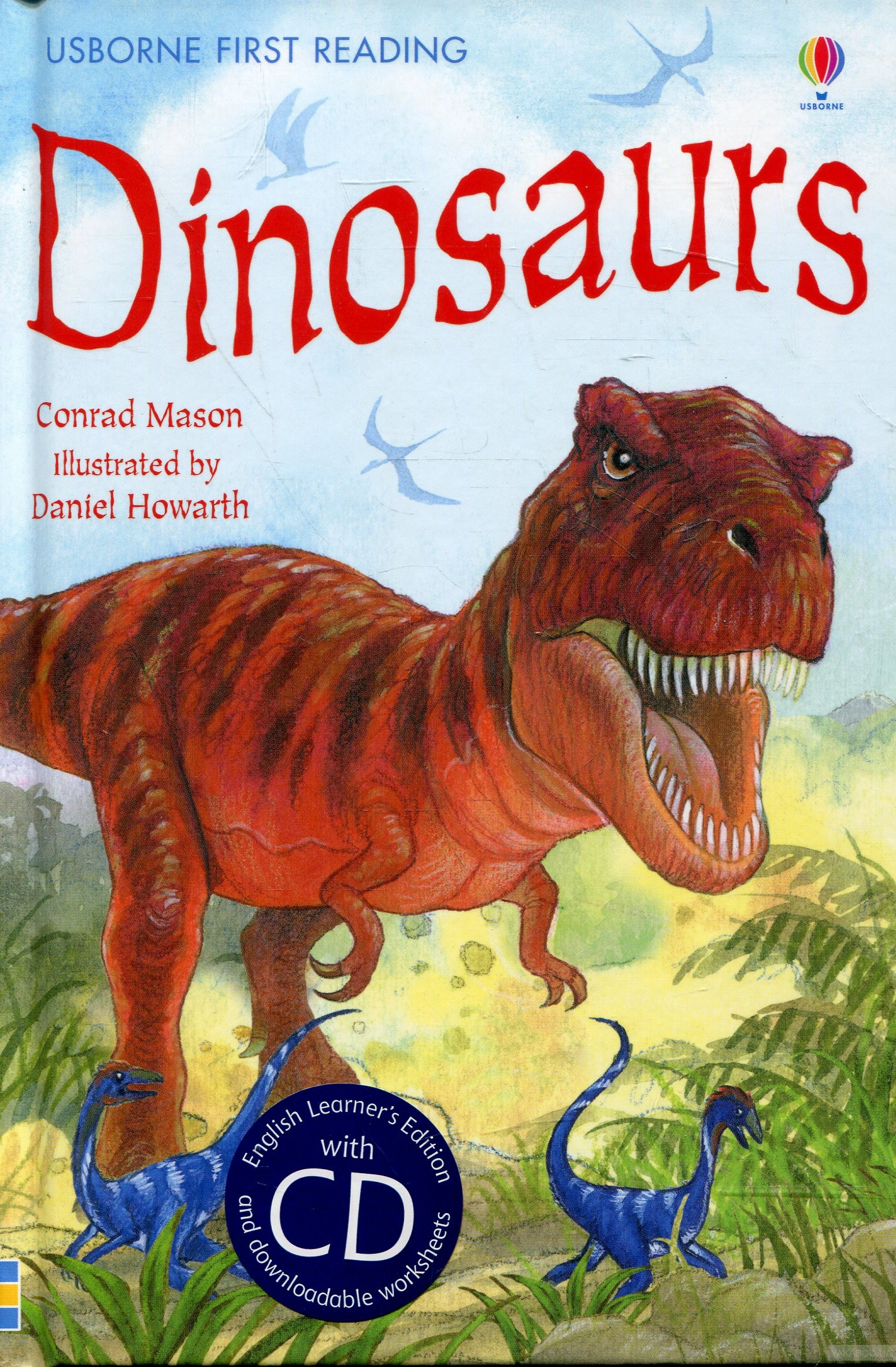 Dinosaurs (+ Audio CD)
