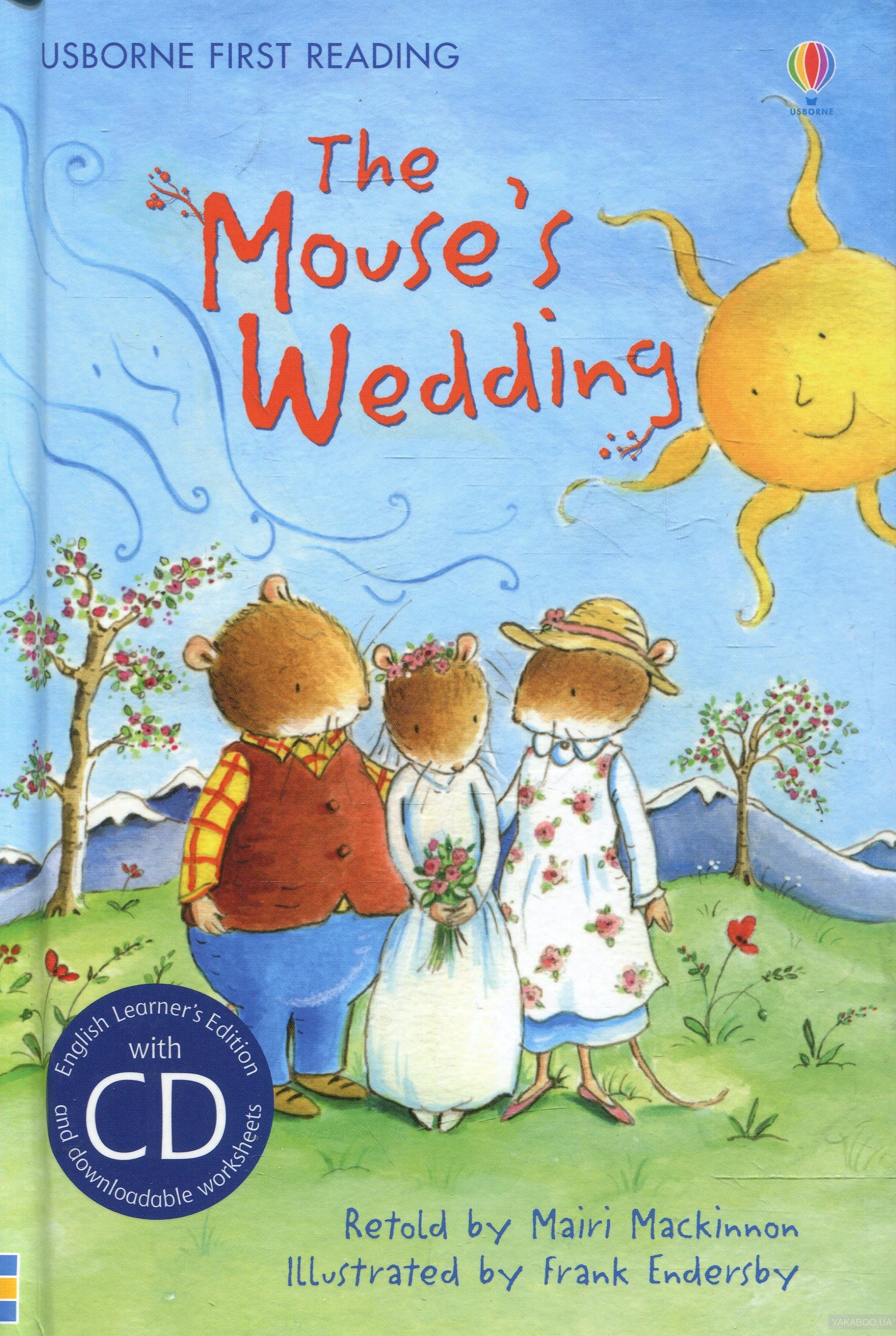 The mouse's wedding (+