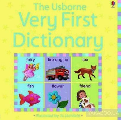 The Usborne Very First English Dictionary