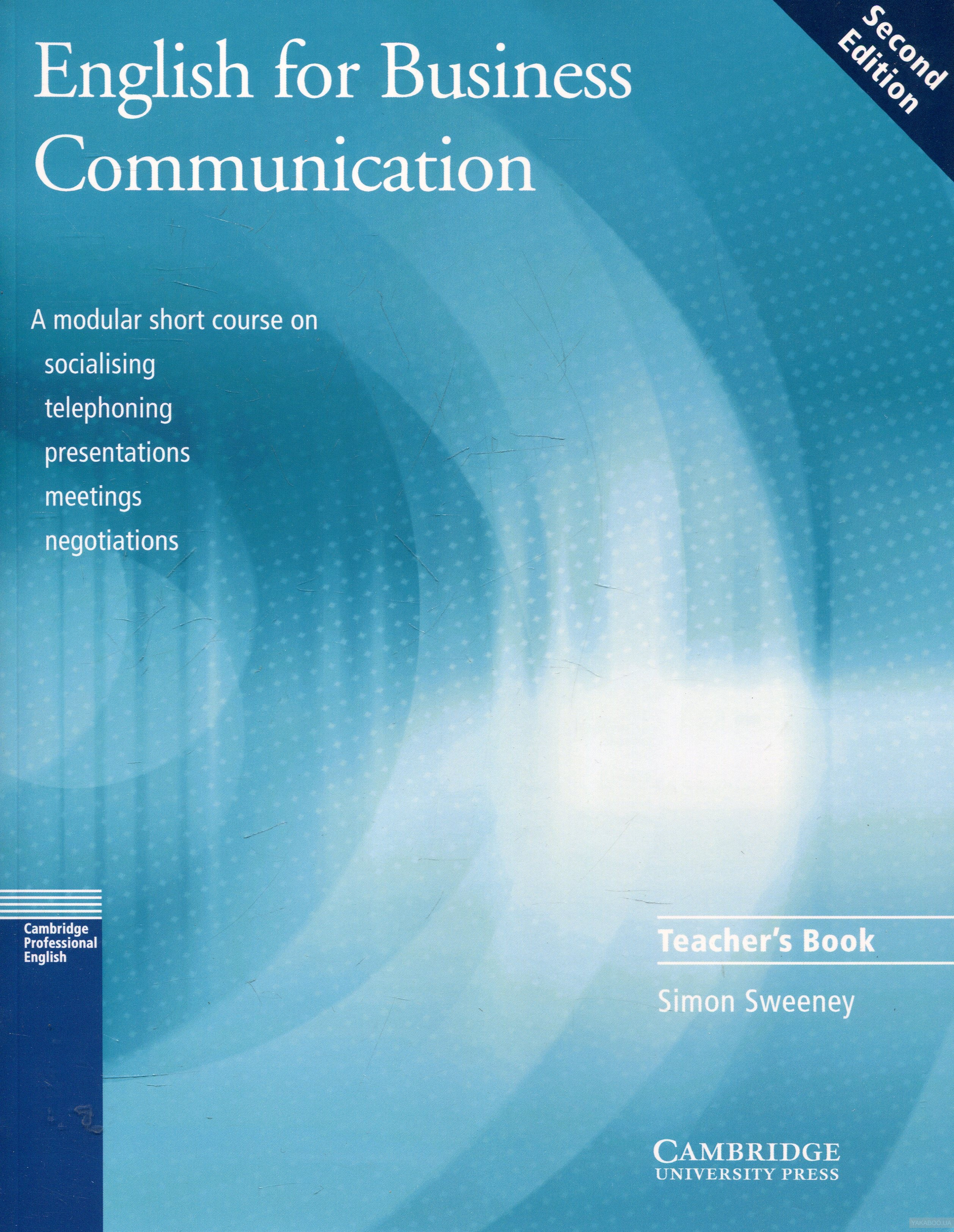 English for Business Communication. Teacher&# 039;s Book