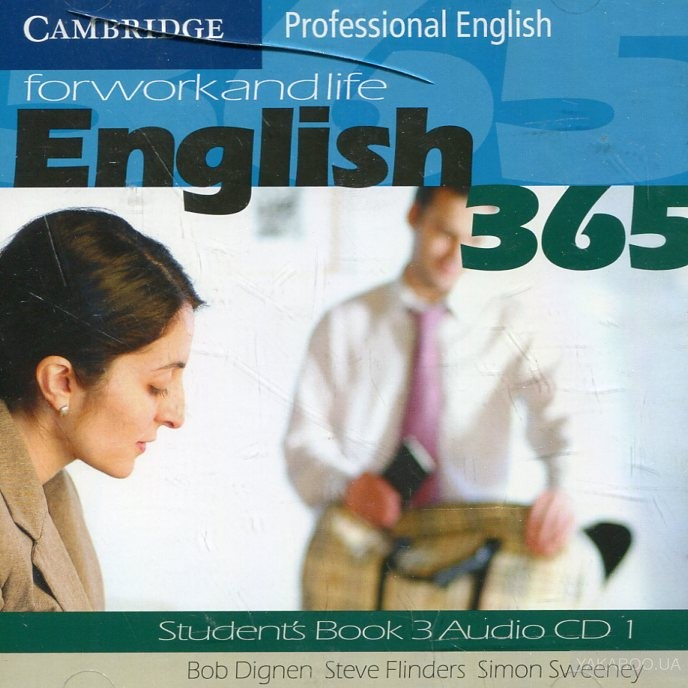English 365 Student&# 039;s Book 3 Audio CD (2 CD-ROM)