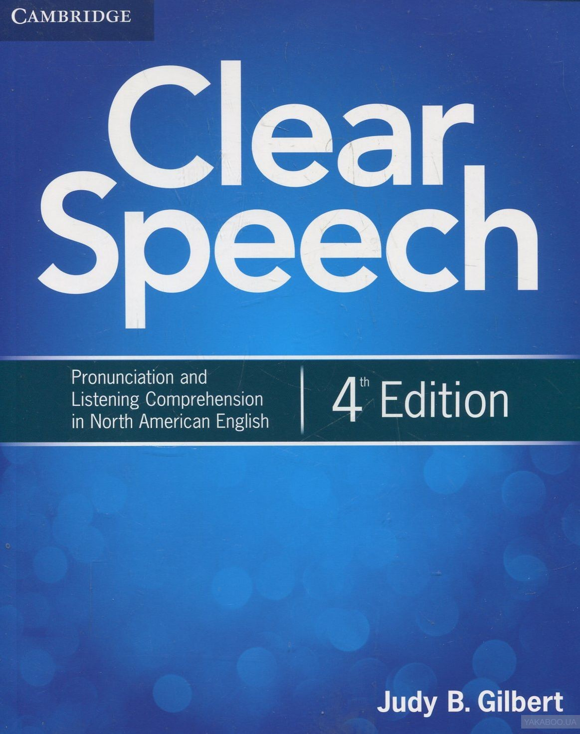 Clear speech student's book.