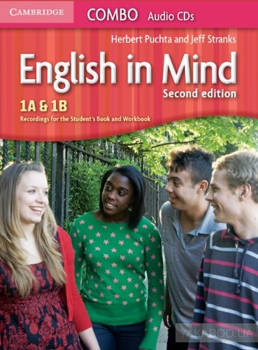 English in Mind Levels 1A and 1B Combo Audio CDs (3 CD)