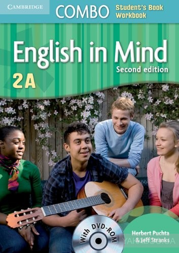 English in Mind Level 2 А Combo with DVD-ROM