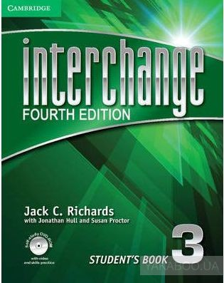 Interchange level 3 student's book with