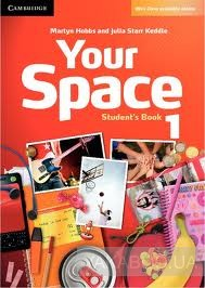 Your Space. Level 1. Student's Book (Cambridge University Press) Жашков заказ книг почтой