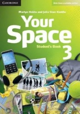 Your Space. Level 3. 3 Class Audio CDs