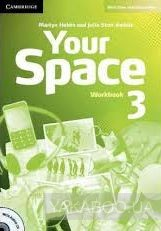 Your Space. Level 3. Workbook (+CD)