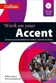 Collins Work on Your Accent (+CD& DVD)