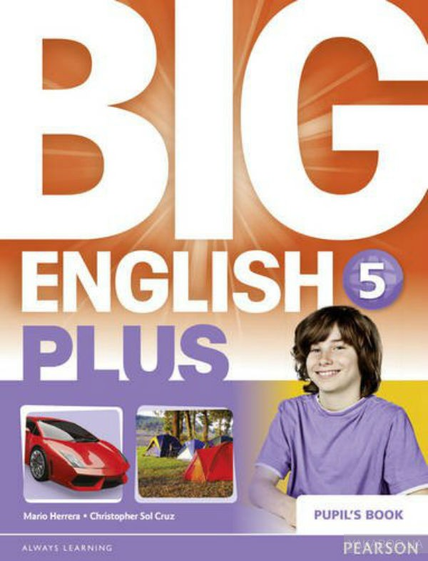 Big English Plus 5 Pupil&# 039;s Book