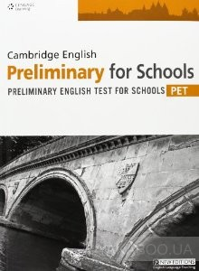 Practice tests for cambridge pet for schools student book