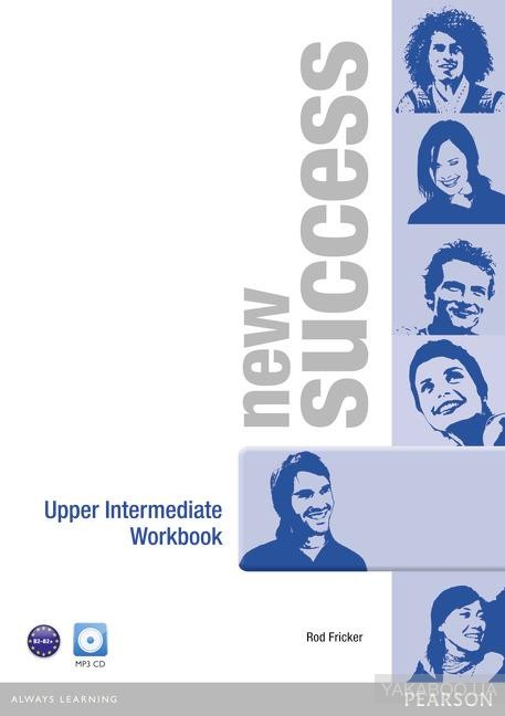New Success Upper Intermediate Workbook (with Audio CD)