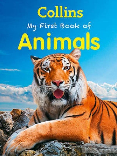 My First book of Animals New Edition