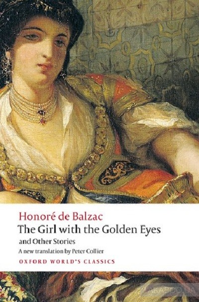 The girl with the golden eyes and other