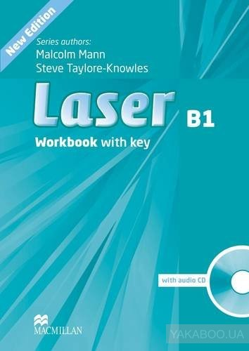 Laser Workbook& CD Pack Level B1