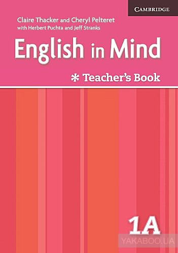 English in Mind Level 1A Combo Teacher&# 039;s Book