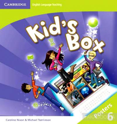 Kid's box level 6