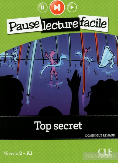 Plf2 top secret livre+cd