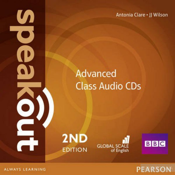 Speakout (2nd Edition) Advanced Class Audio CDs